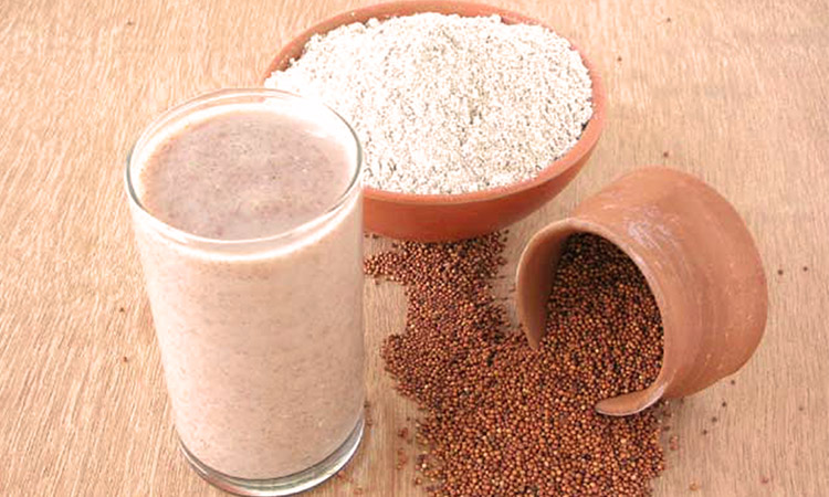 product testing of millet based RTD